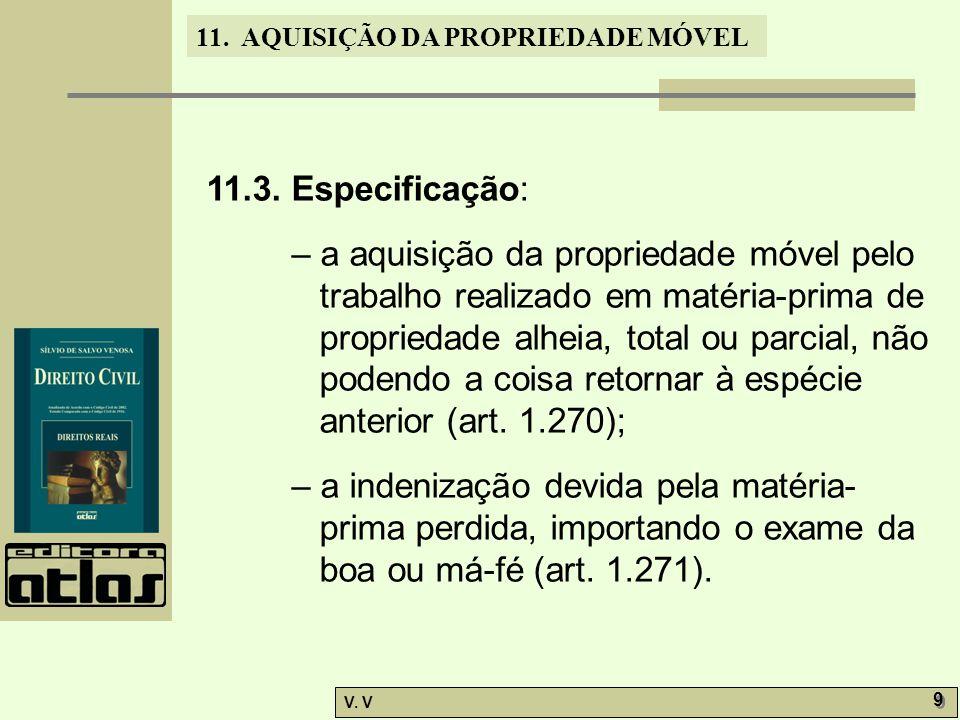 11.3. Especificação: