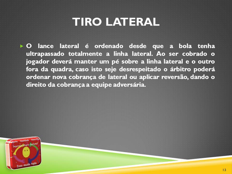 Tiro lateral