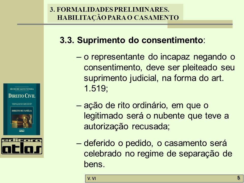 3.3. Suprimento do consentimento: