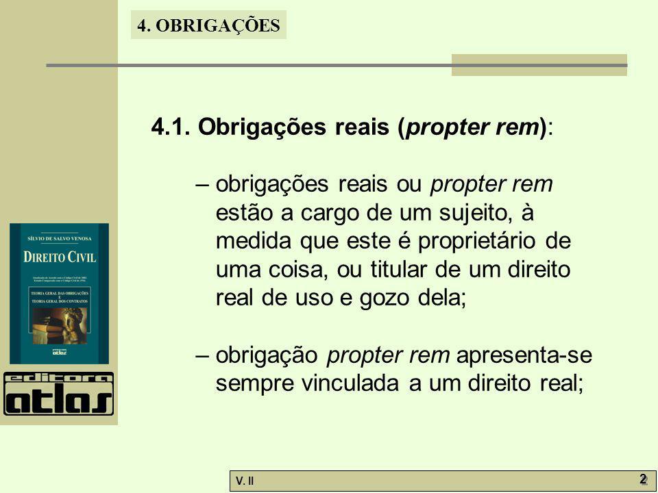 4.1. Obrigações reais (propter rem):