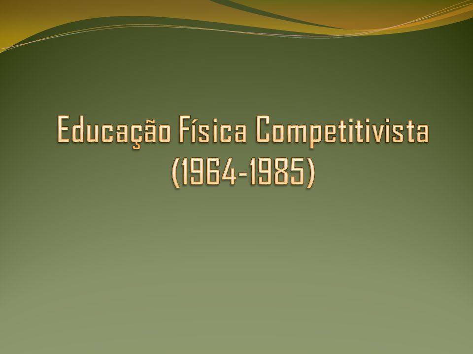 Educação Física Competitivista (1964-1985)