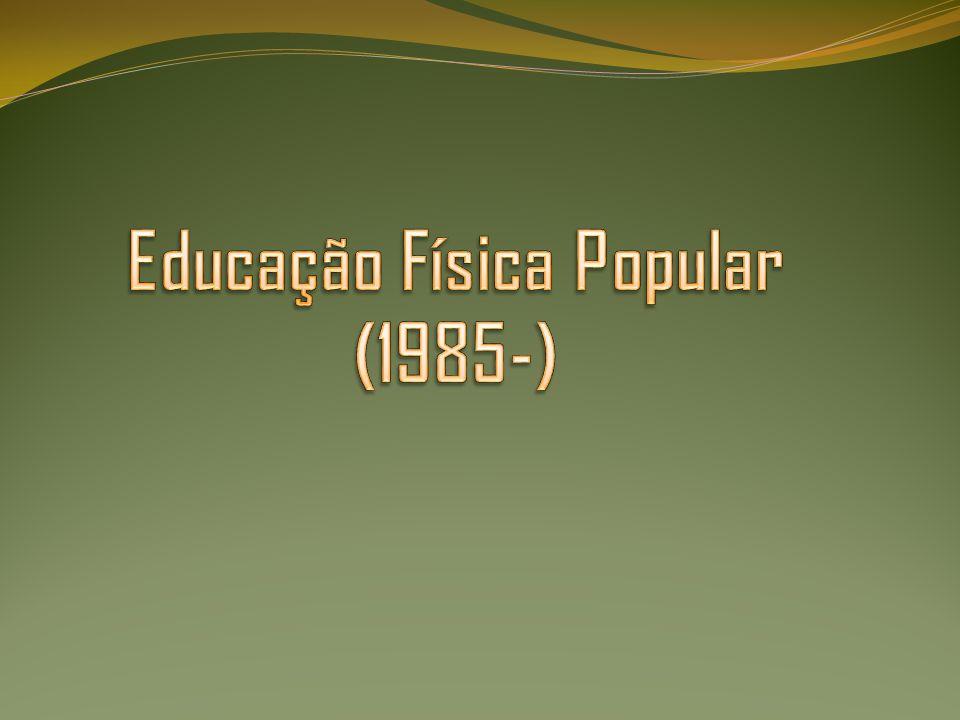 Educação Física Popular (1985-)