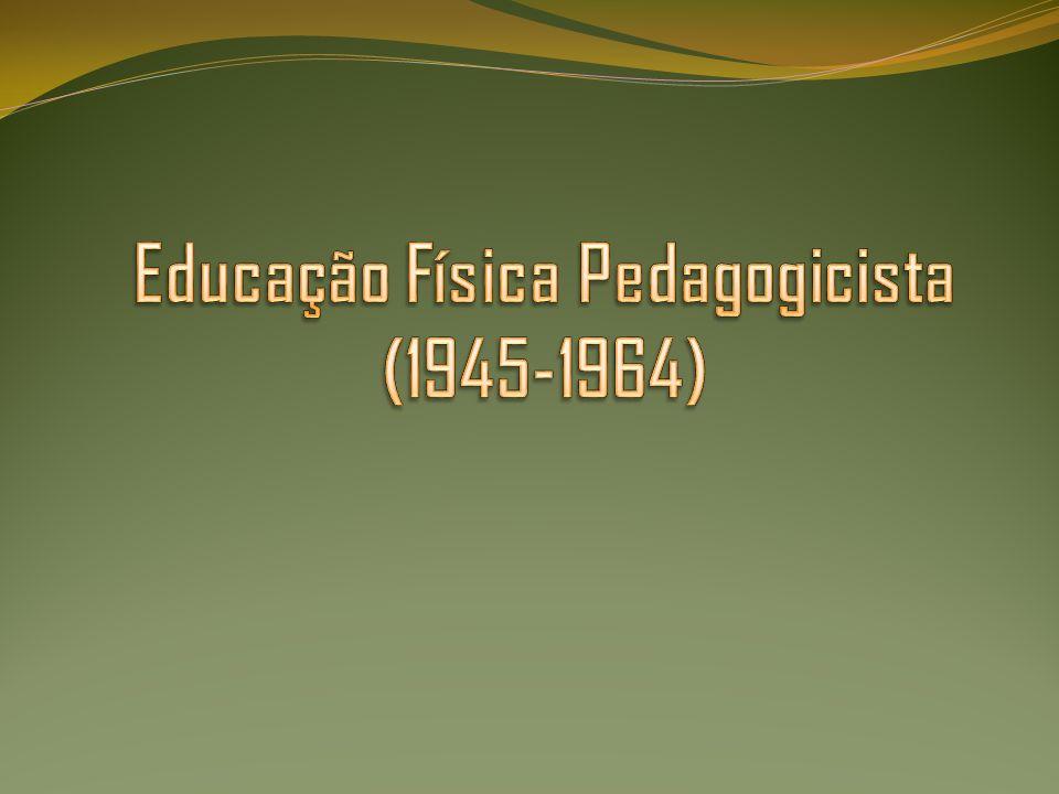 Educação Física Pedagogicista (1945-1964)