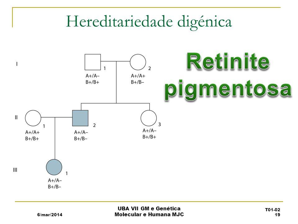 Hereditariedade digénica