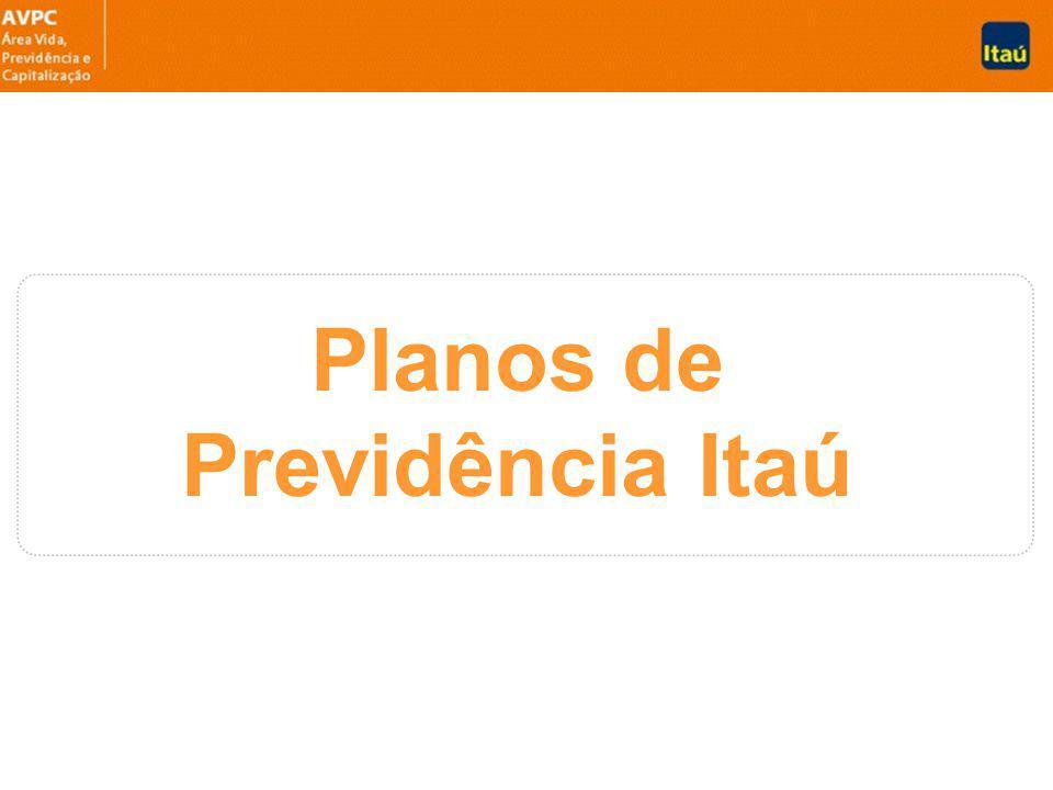 Planos de Previdência Itaú