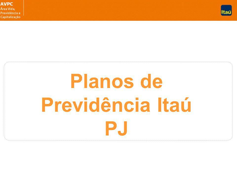 Planos de Previdência Itaú PJ