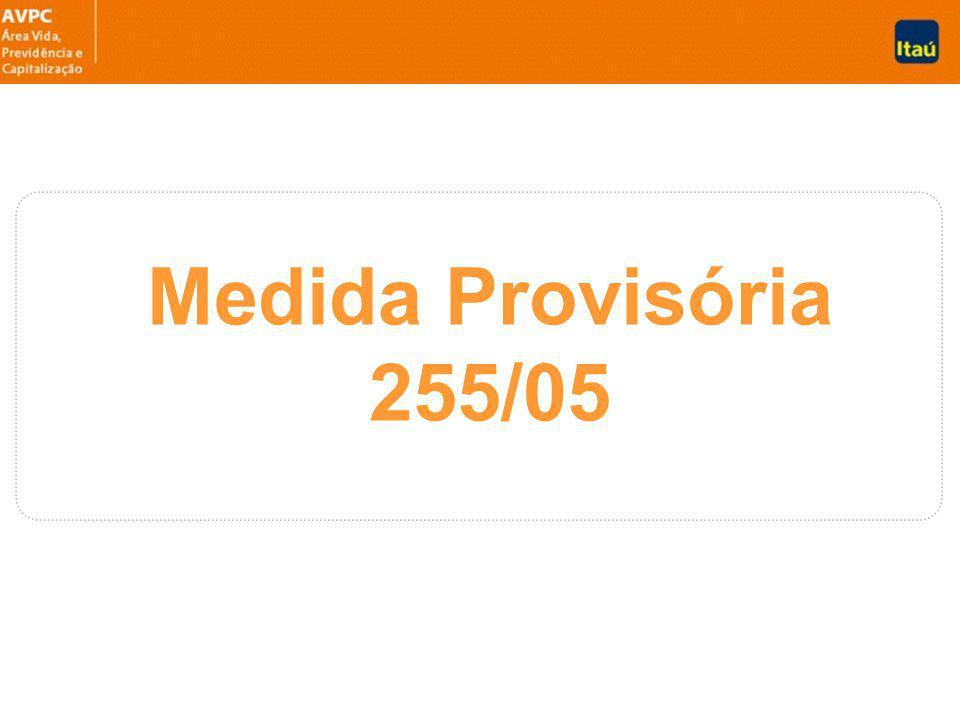 Medida Provisória 255/05
