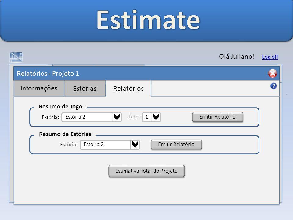 Estimativa Total do Projeto
