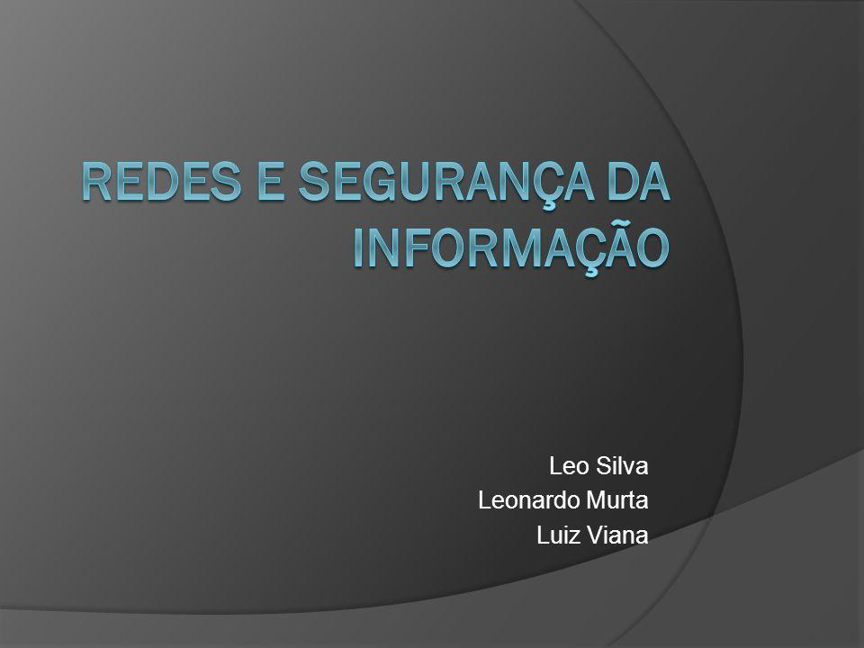 Redes e Segurança da Informação