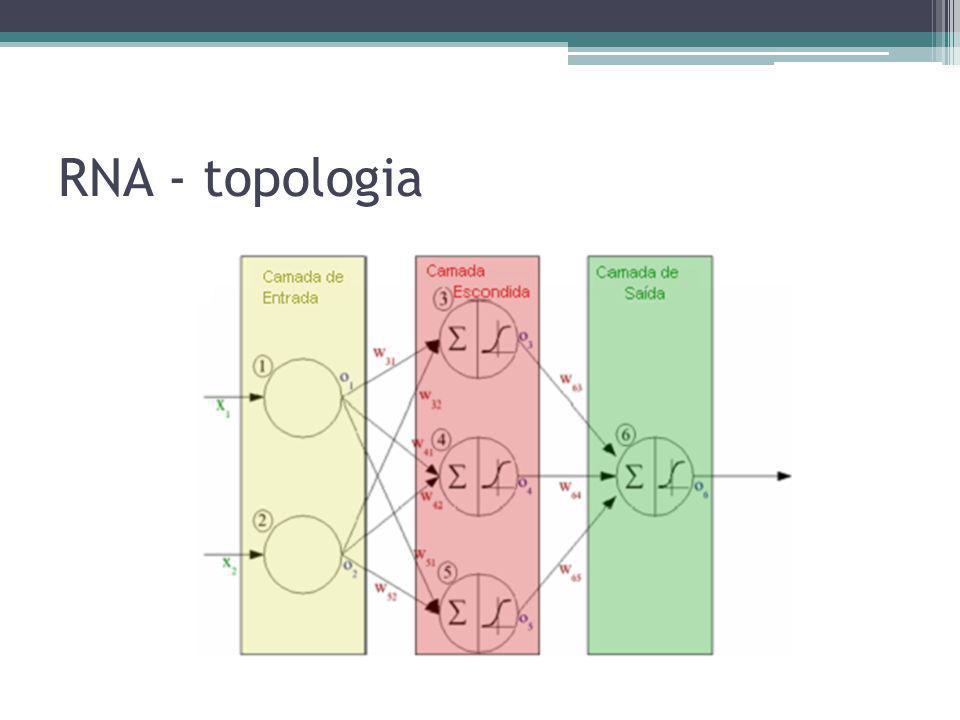 RNA - topologia