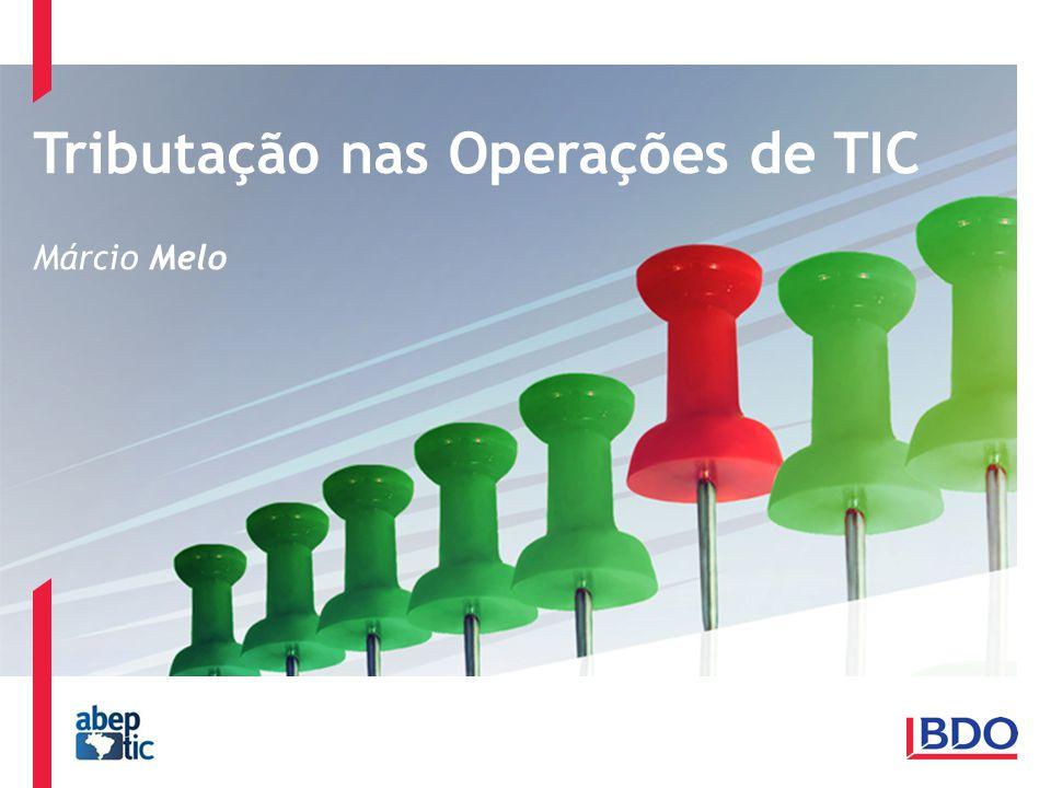 Tributação nas Operações de TIC