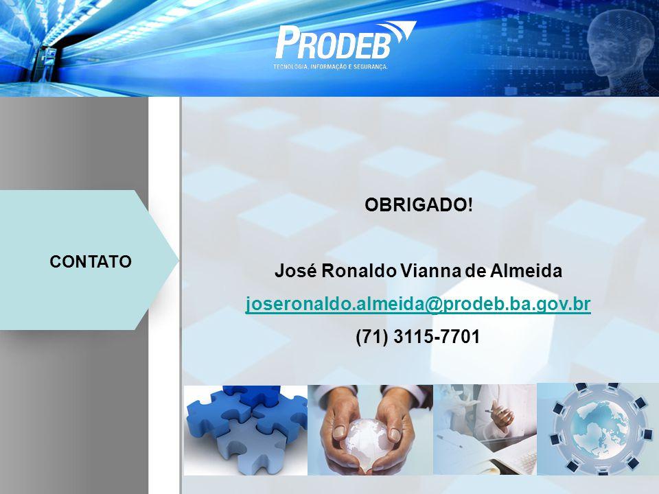 José Ronaldo Vianna de Almeida