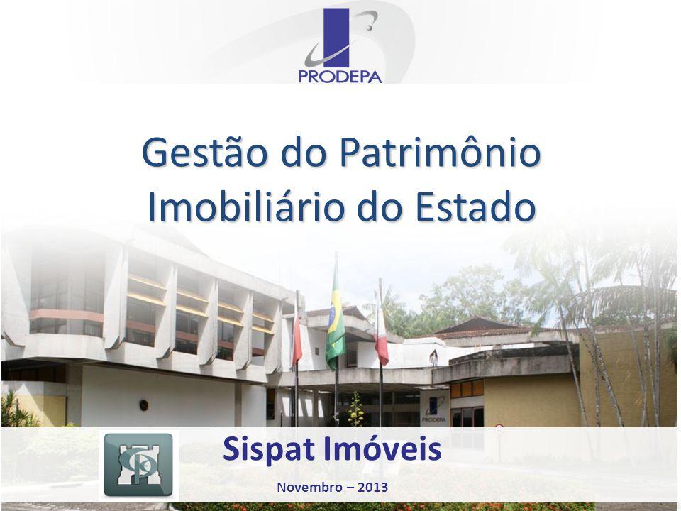 Gestão do Patrimônio Imobiliário do Estado