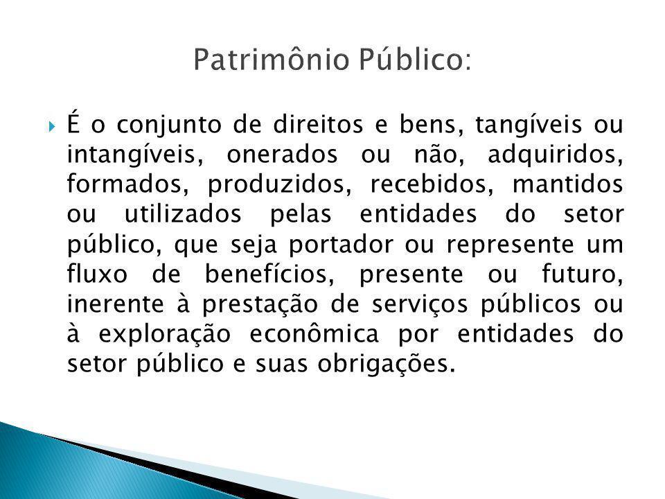 Patrimônio Público: