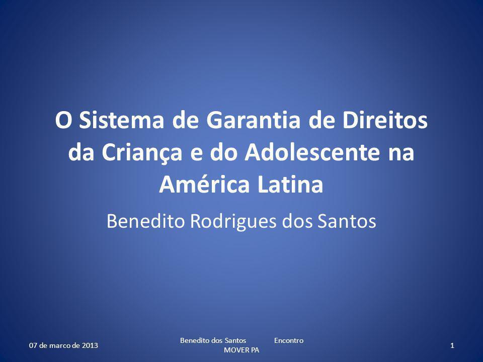 Benedito Rodrigues dos Santos