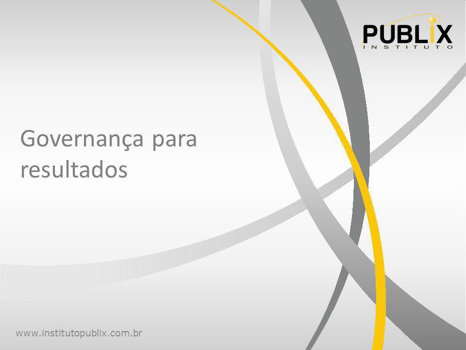 Governança para resultados