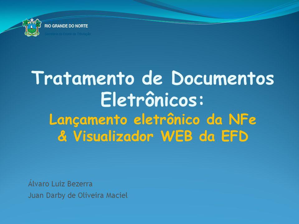 Tratamento de Documentos Eletrônicos: