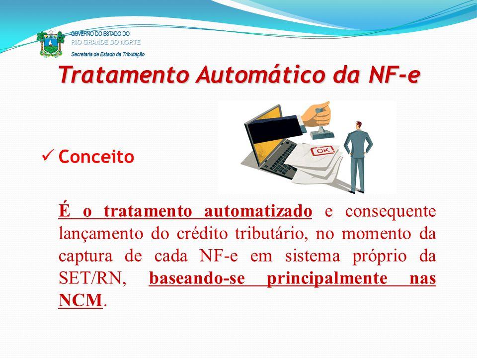 Tratamento Automático da NF-e
