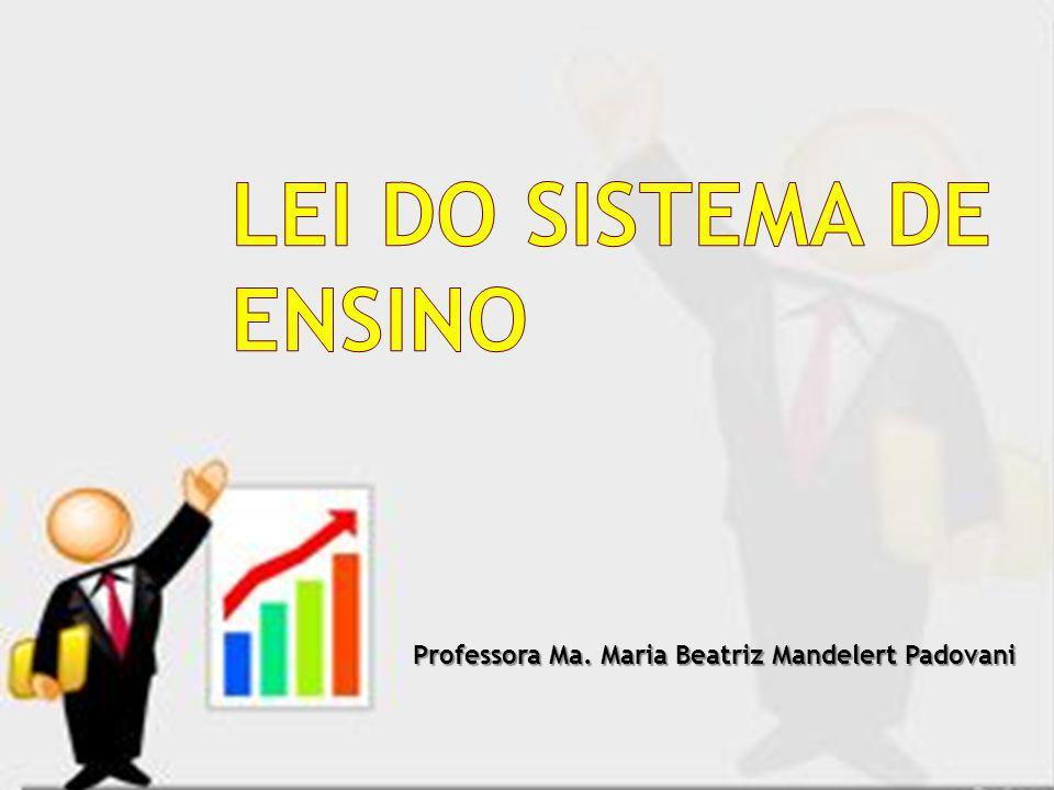 Lei do Sistema de Ensino