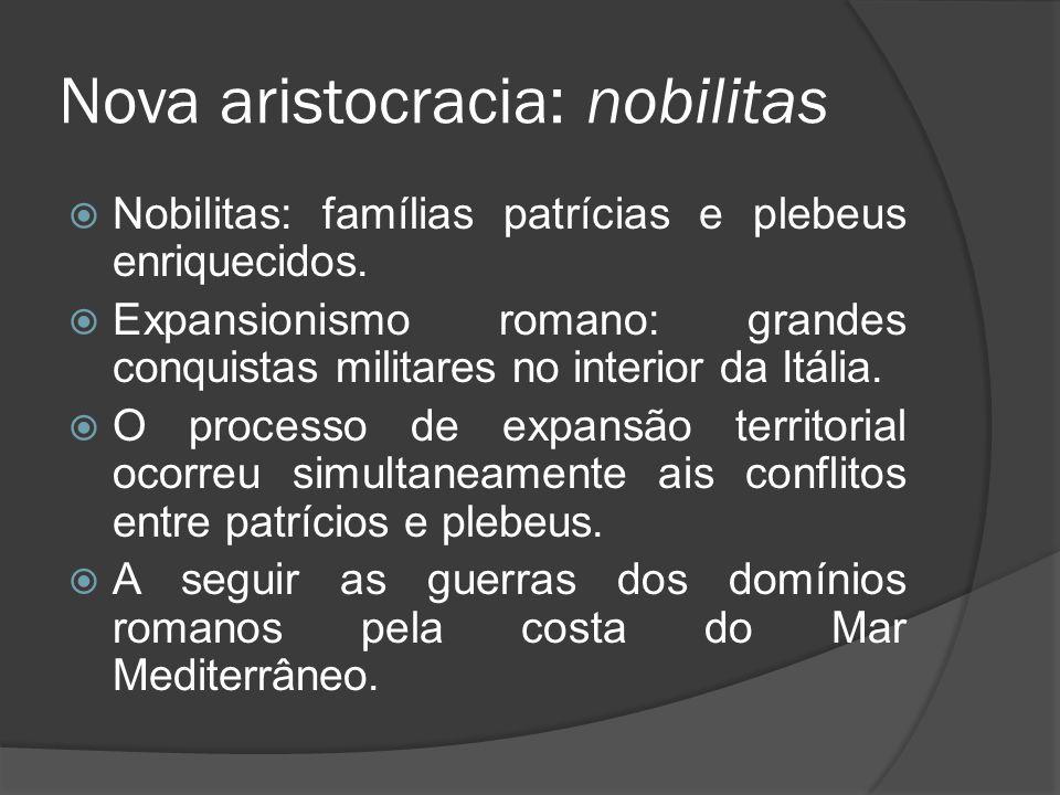 Nova aristocracia: nobilitas