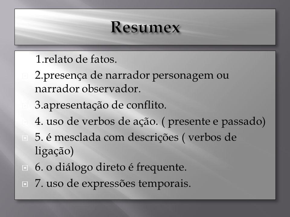 Resumex 1.relato de fatos.