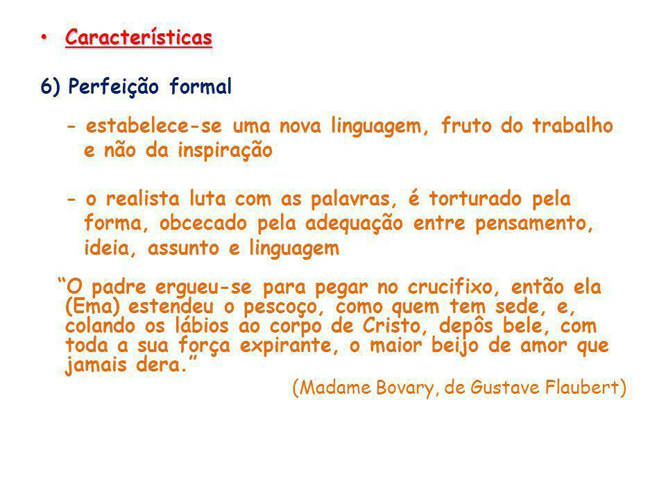 - estabelece-se uma nova linguagem, fruto do trabalho