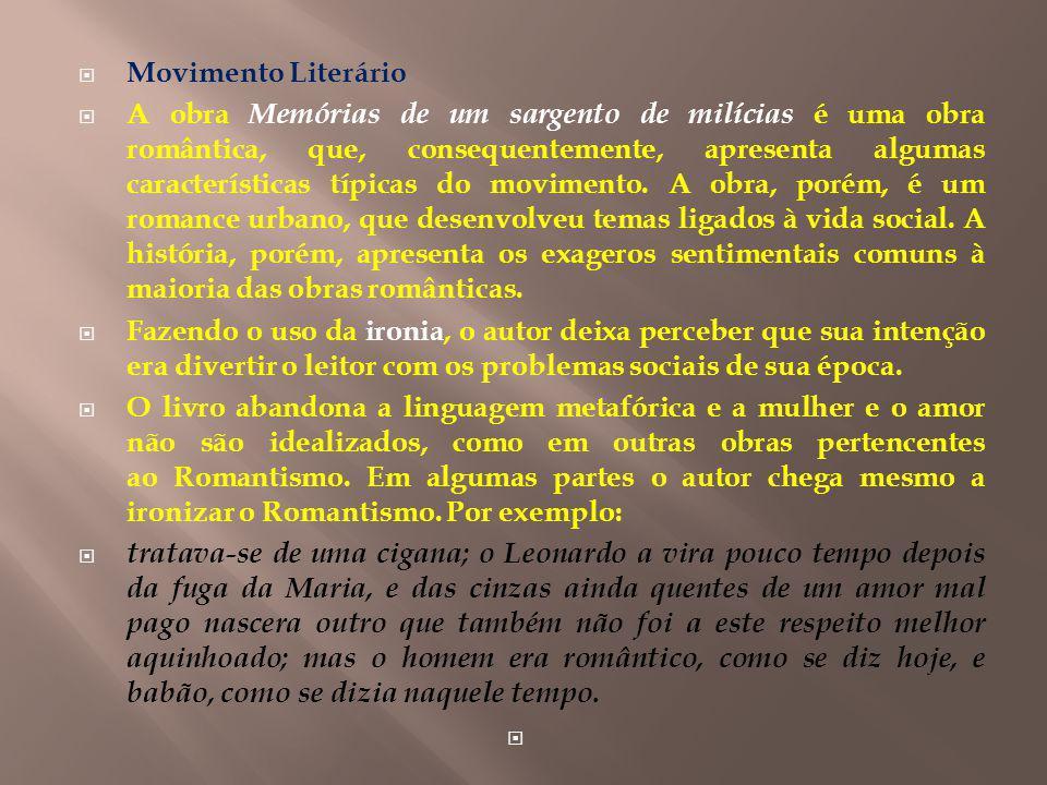 Movimento Literário
