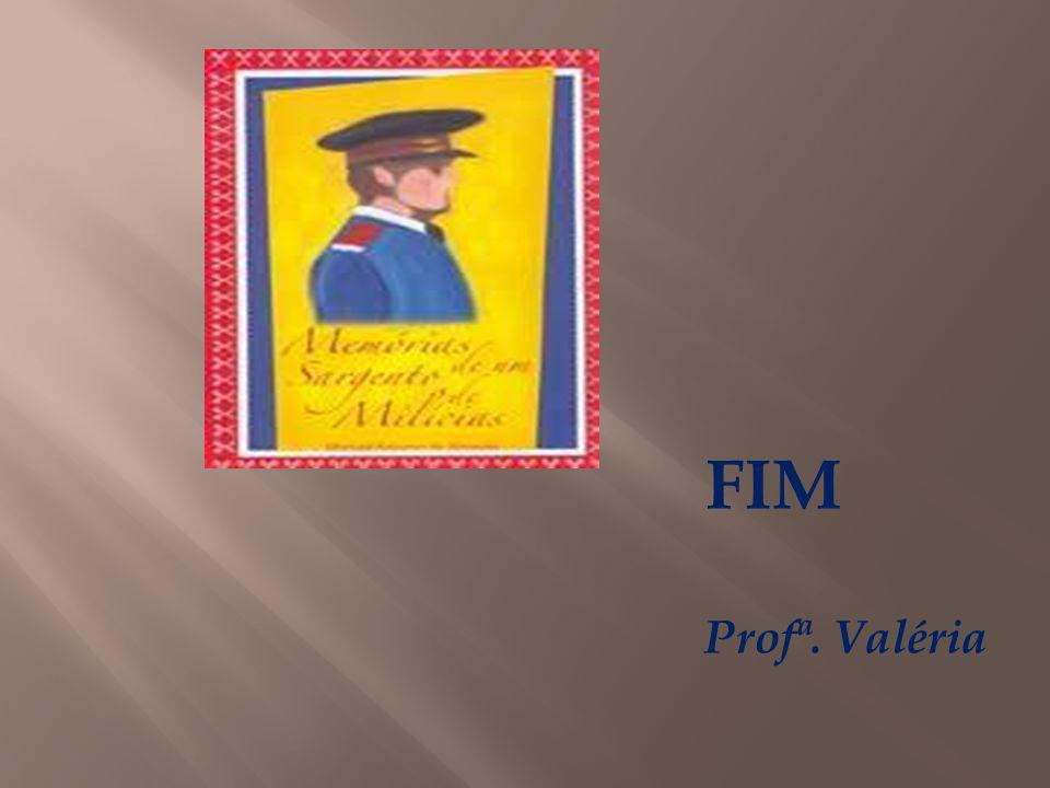 FIM Profª. Valéria