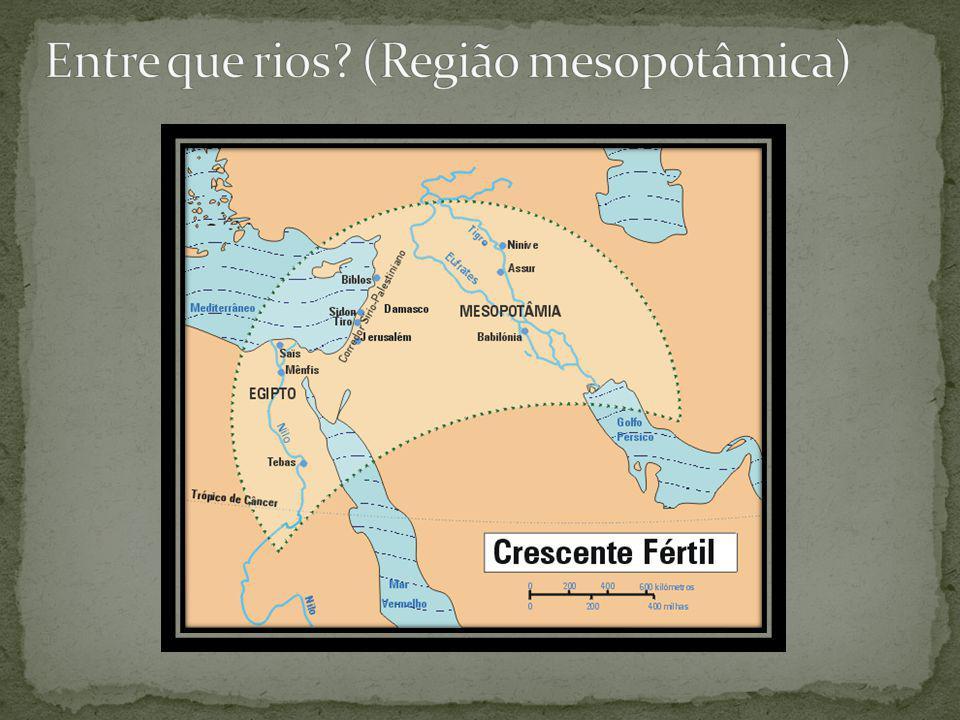 Entre que rios (Região mesopotâmica)