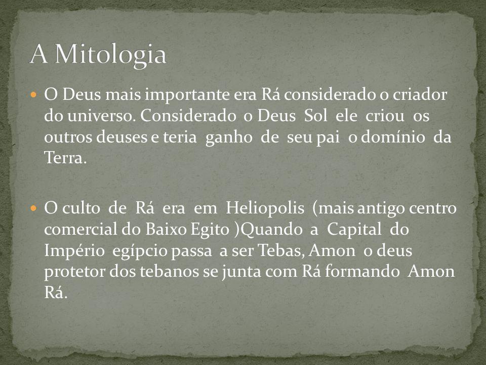 A Mitologia