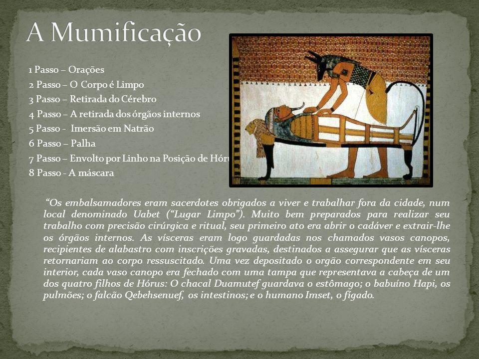 A Mumificação