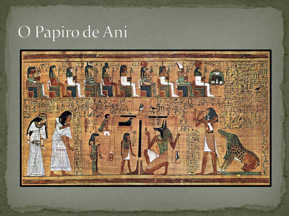 O Papiro de Ani
