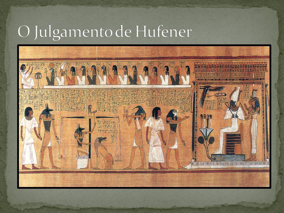 O Julgamento de Hufener