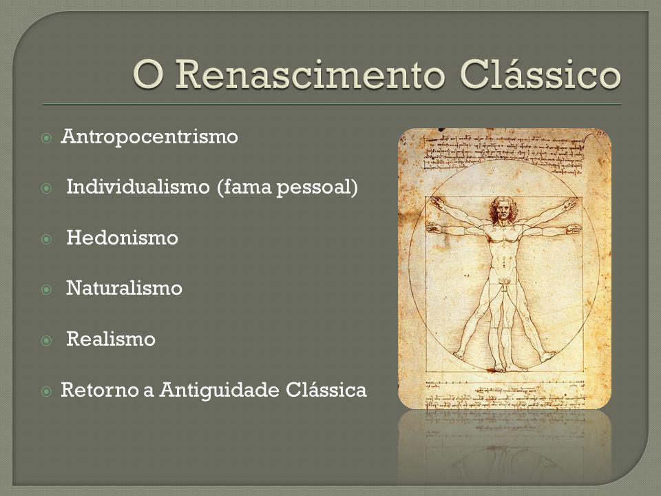O Renascimento Clássico