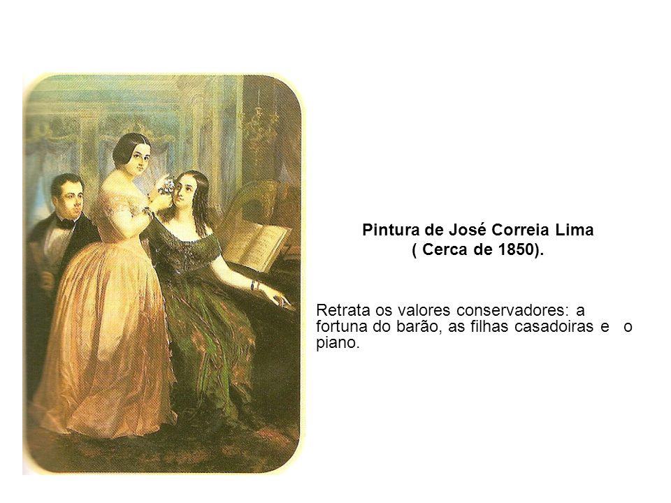 Pintura de José Correia Lima
