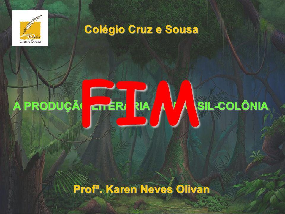 Profª. Karen Neves Olivan