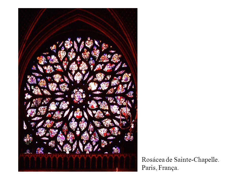 Rosácea de Sainte-Chapelle.