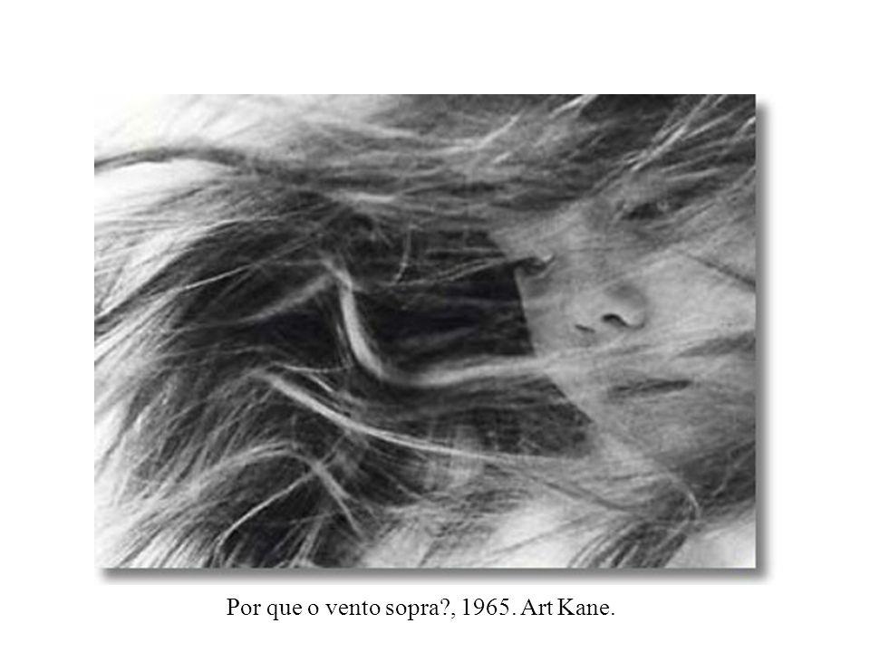 Por que o vento sopra , 1965. Art Kane.