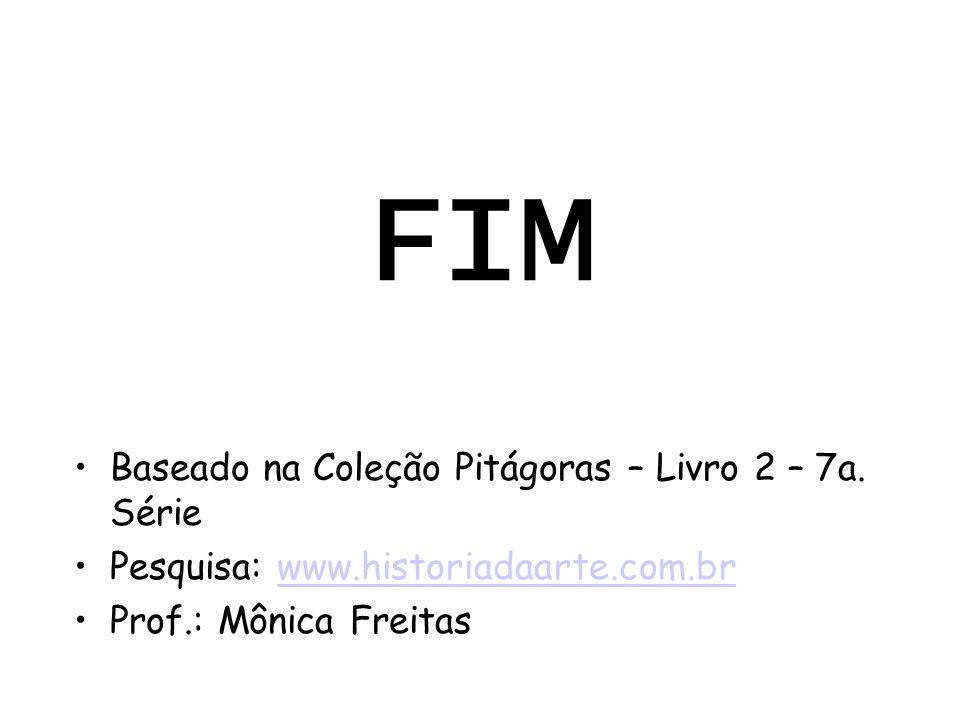 FIM Baseado na Coleção Pitágoras – Livro 2 – 7a. Série