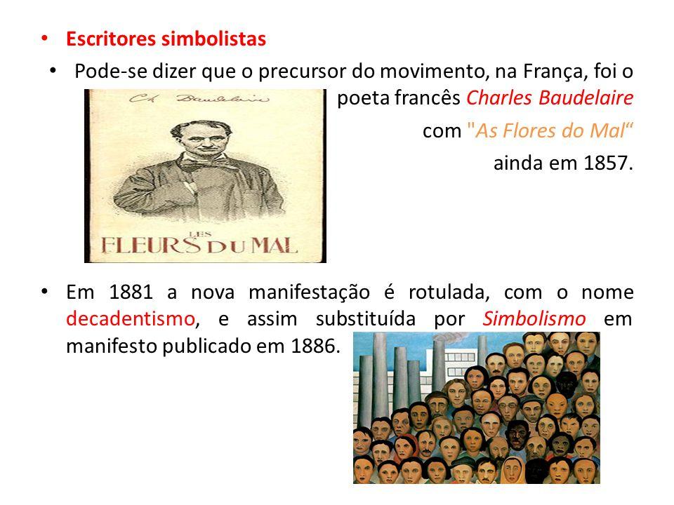 Escritores simbolistas