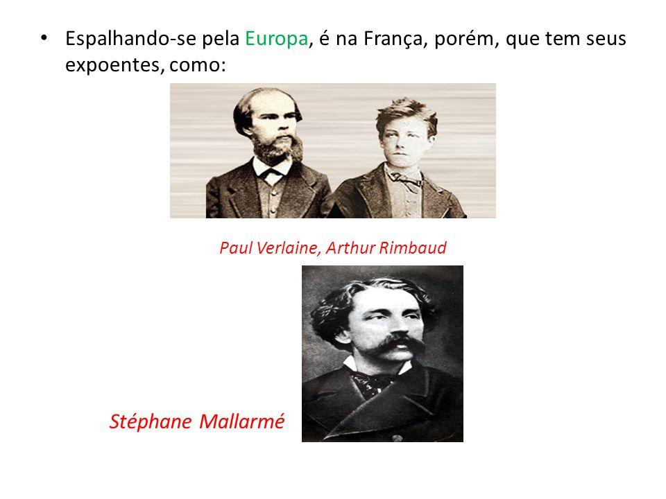 Paul Verlaine, Arthur Rimbaud