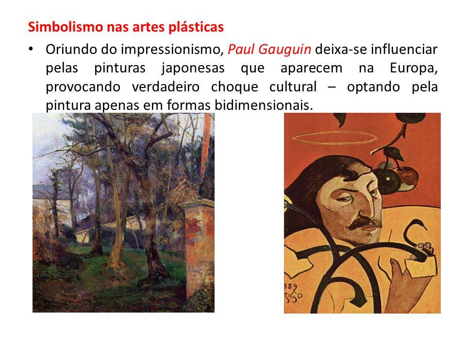 Simbolismo nas artes plásticas