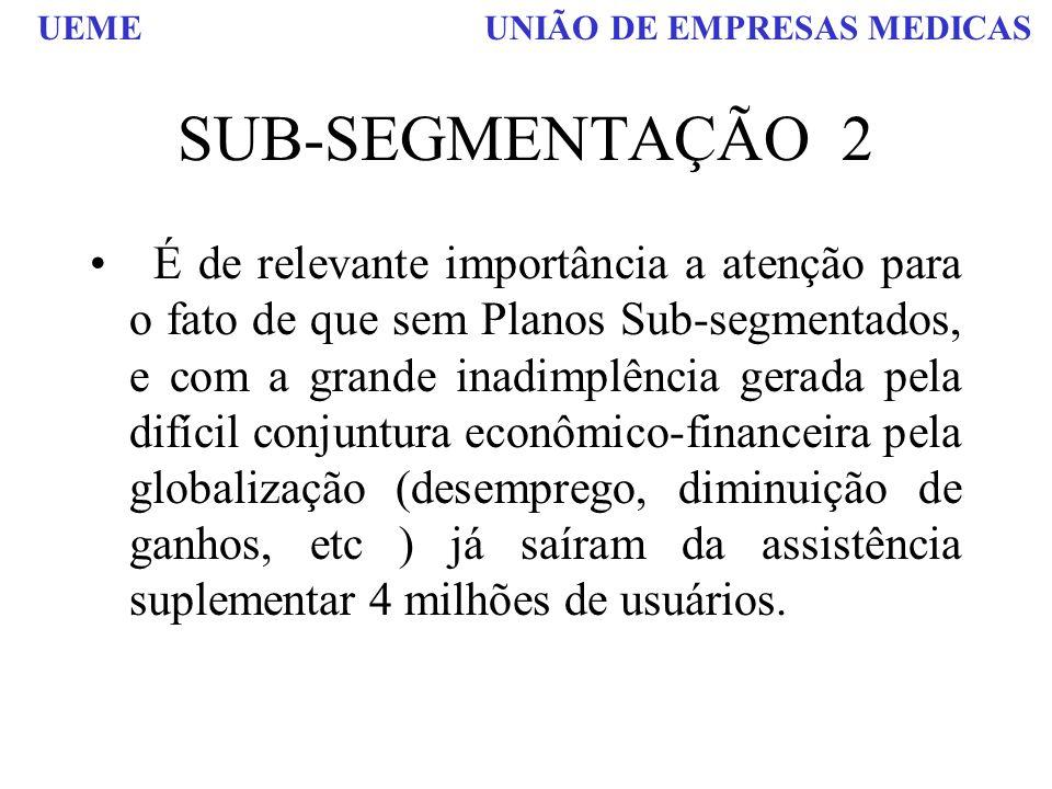 SUB-SEGMENTAÇÃO 2