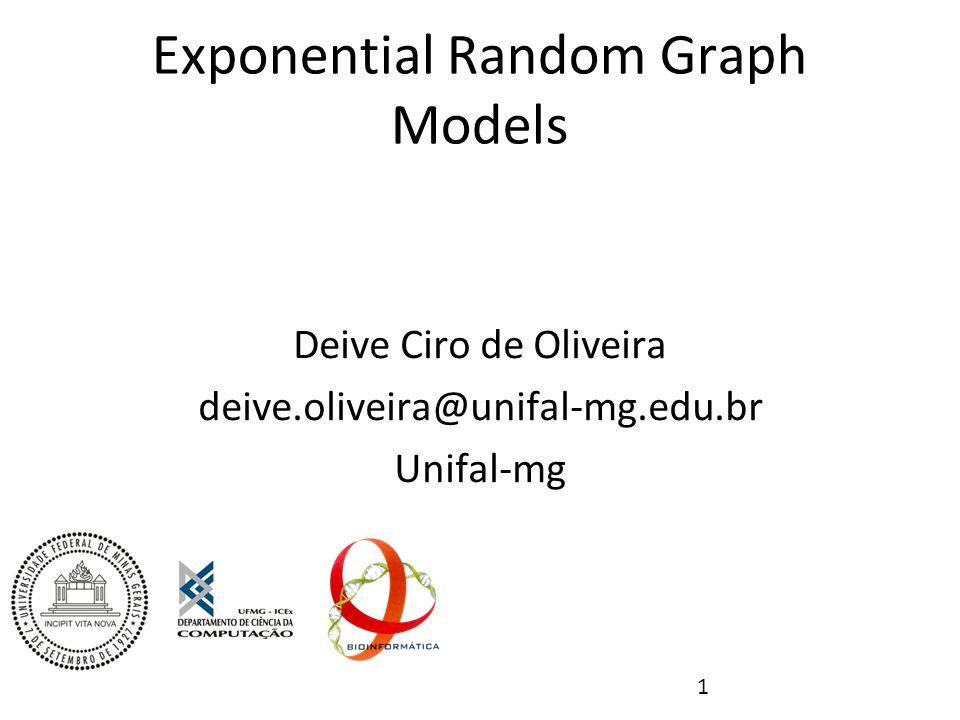Exponential Random Graph Models