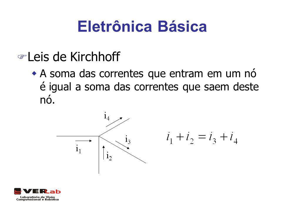 Eletrônica Básica Leis de Kirchhoff