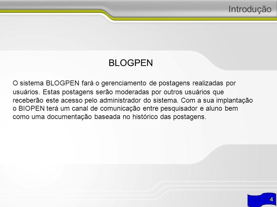 Introdução BLOGPEN.