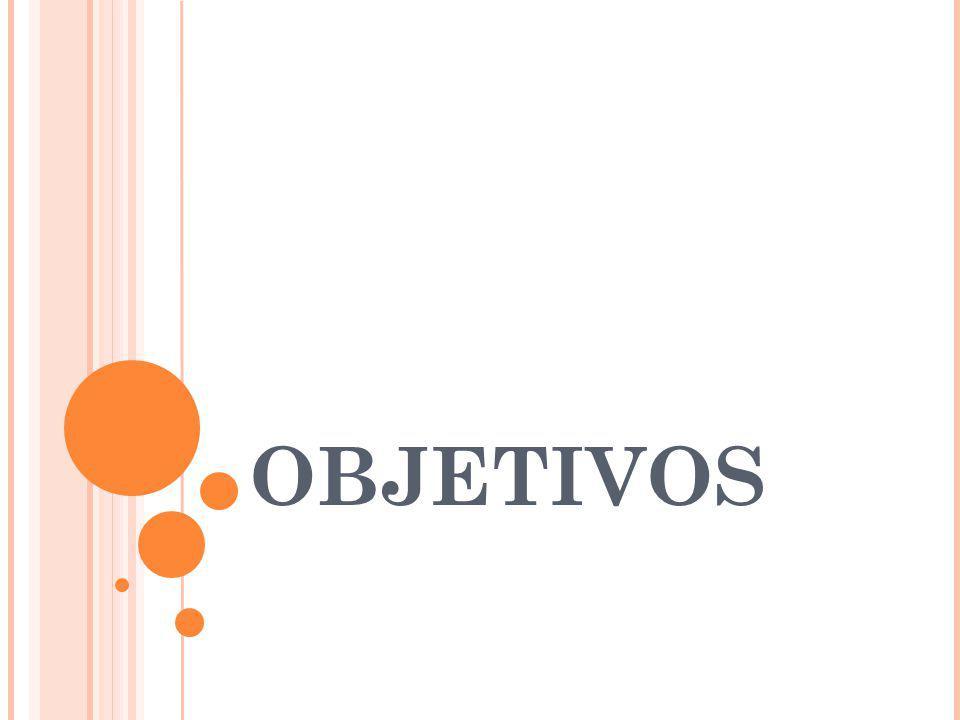 OBJETIVOS 2 2