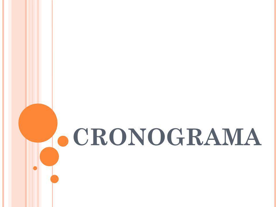 CRONOGRAMA 5 5