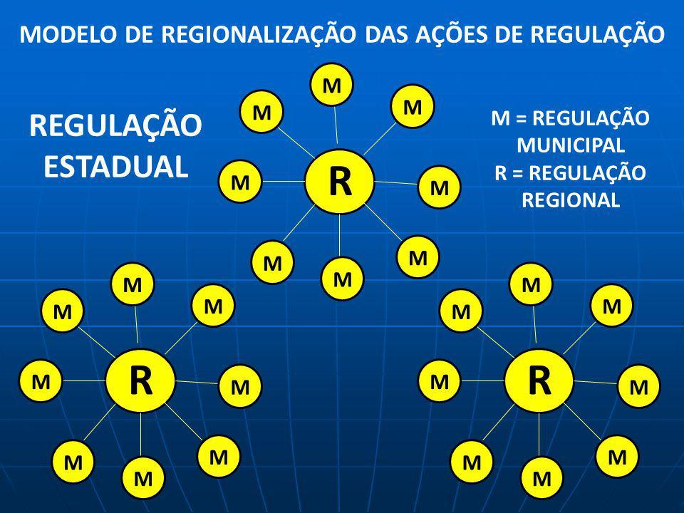 R R R REGULAÇÃO ESTADUAL