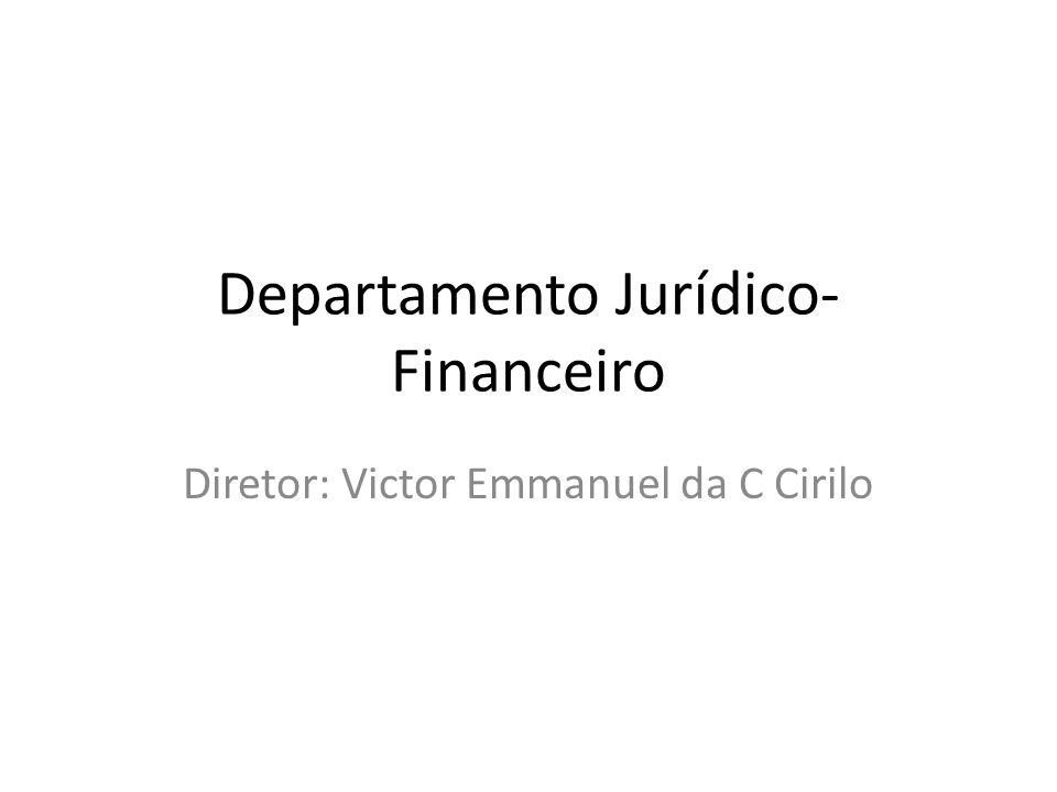 Departamento Jurídico-Financeiro